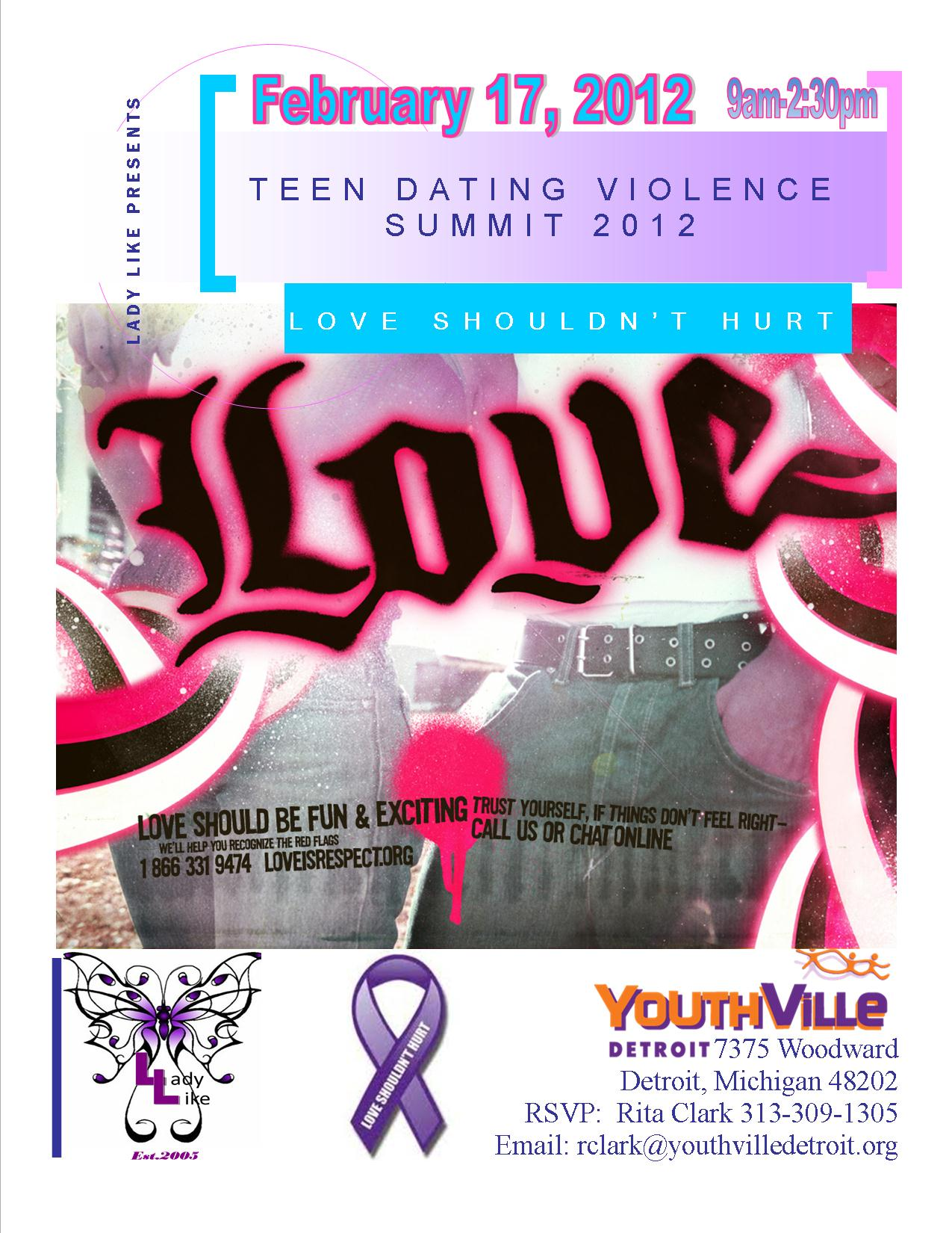 Dating violence or abuse can
