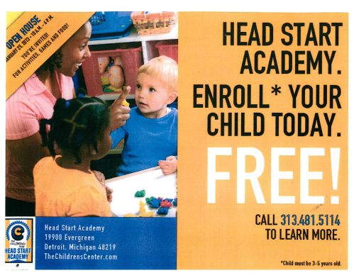 Head start Academy Enroll Free